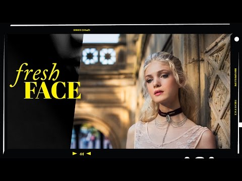 Fresh Face: Elena Kampouris of LES LIAISONS DANGEREUSES