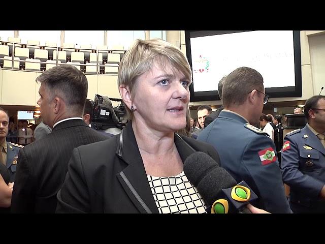ALESC DEBATE REFORMA ADMINISTRATIVA PROPOSTA POR GOVERNADOR