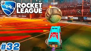 Receb'in hayali I Rocket League Türkçe Multiplayer I 32. Bölüm
