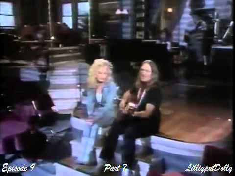 Dolly Parton Medley with Willie Nelson on The Dolly Show 1987/88 (Ep 9, Pt 6)