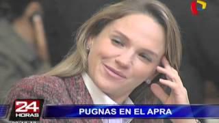 Pugnas en el Apra: ¿Quién sucederá a Alan García?