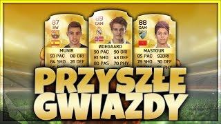 PRZYSZŁE GWIAZDY PIŁKI | SKŁAD FIFA 16