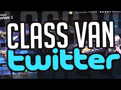 DE BRM CLASS VAN TWITTER TESTEN! (COD: Black Ops 3)