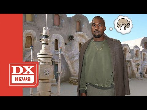 "Kanye West To Build ""Star Wars"" Inspired Low Income Housing In LA Mp3"