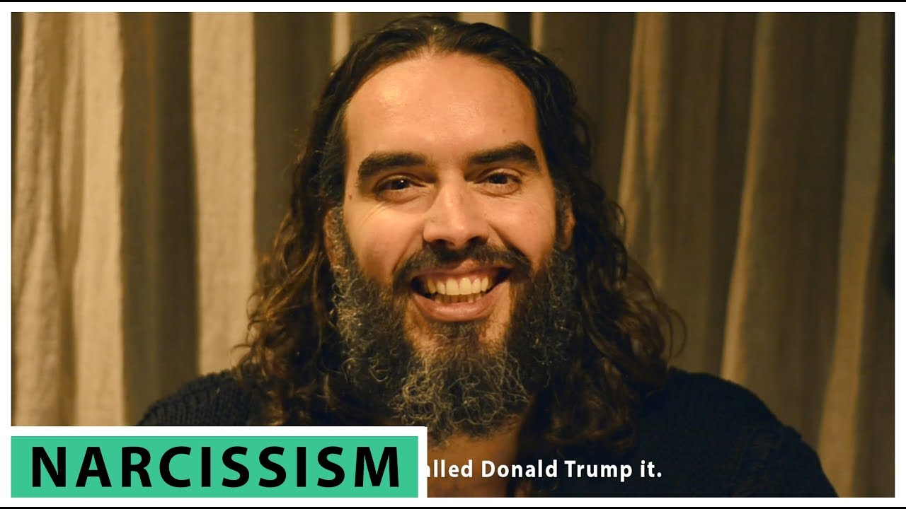 Russell Brand Dealing With Narcissism!