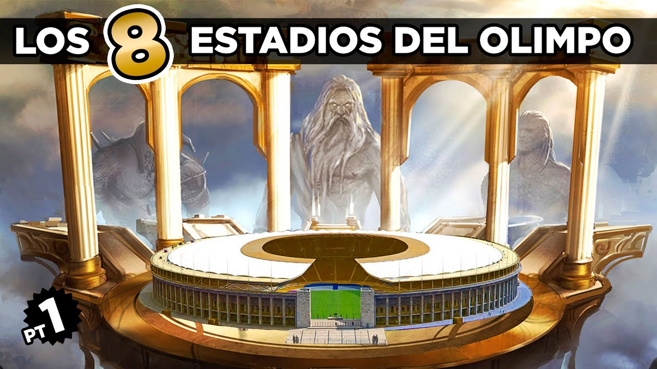 Los 8 Estadios del Olimpo: sedes de Olímpicos y Copa del Mundo HD 2026
