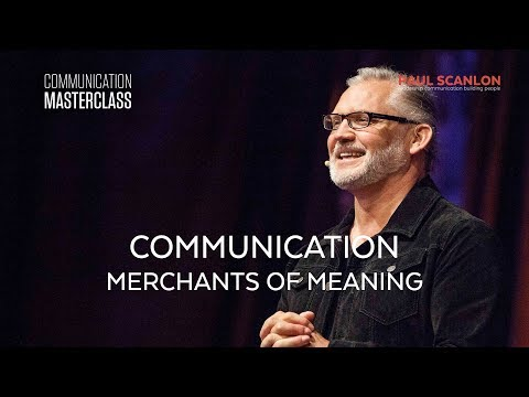 Merchants of meaning