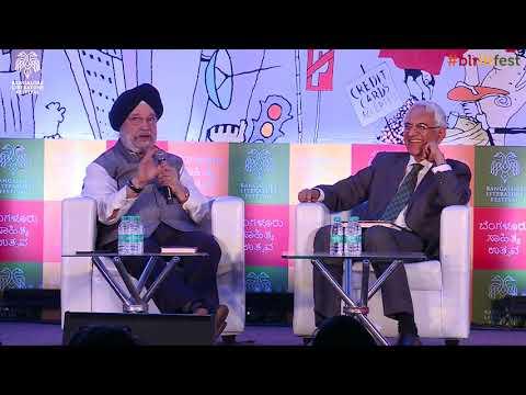 Perilous Interventions | Hardeep Singh Puri with PS Raghavan