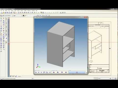 Cad software holzbau amadeo cad doovi for 2d architectural drawing software free