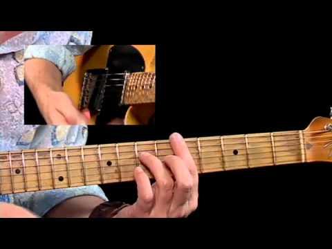 RhythmCraft - #3 Minor Blues - Rhythm Guitar Lessons - Robbie Calvo