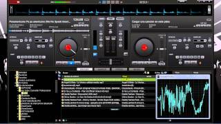 Virtual Dj 7 Efectos: Tutorial como colocar visualizaciones tipo winamp