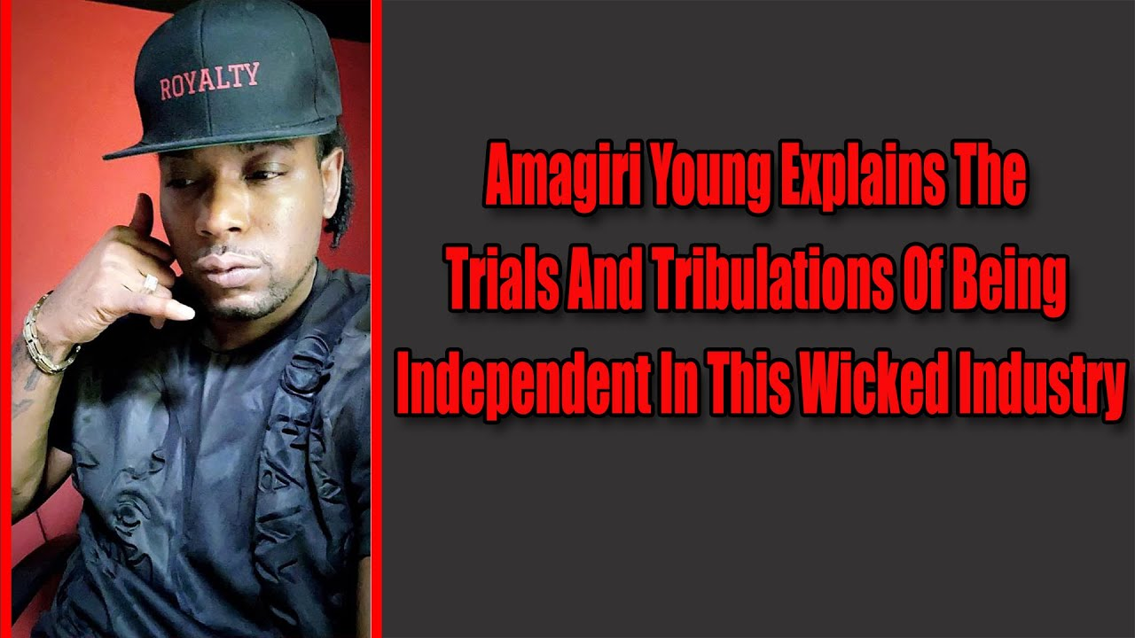 Amagiri Young Explains The Trials And Tribulations Of Being Independent In This Wicked Industry
