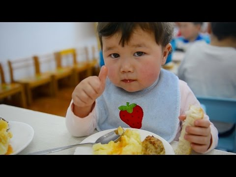 The United States's Food for Education Program in the Kyrgyz Republic