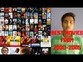 Best Movies From 2000 - 2005 |