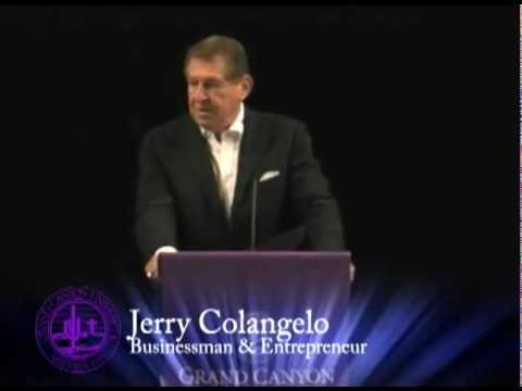 Jerry Colangelo Address