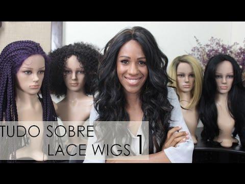 Tudo sobre lace wig - Principais dúvidas - PARTE 1/3 -Roberta Ormenzinda