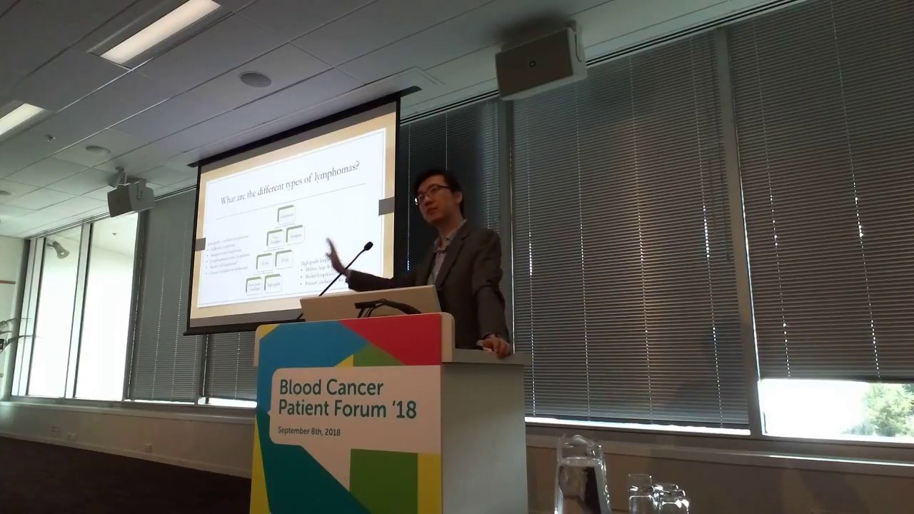 Indolent Lymphomas and CLL: Dr Henry Chan