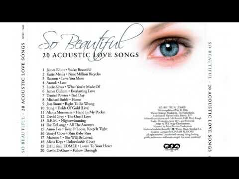 The Best English Love Songs Collection - Song About Secret Love