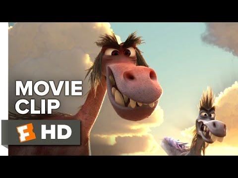 The Good Dinosaur Movie CLIP - Roar (2015)...