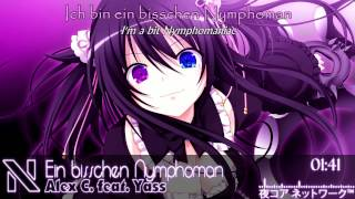 【Nightcore】Ein bisschen Nymphoman [HQ|1080p] [Lyrics Ger/Eng]
