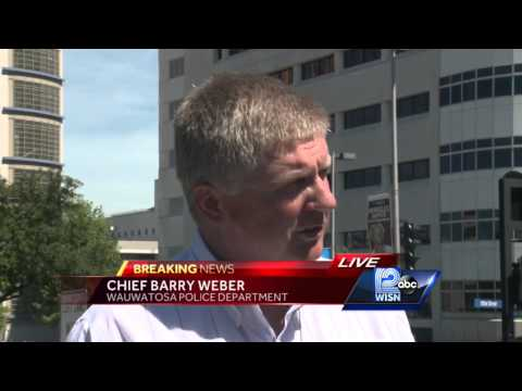 Wauwatosa Chief updates condition of detective shot