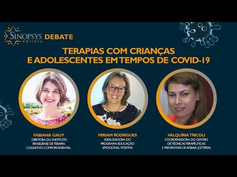 Terapias com Crianças e Adolescentes em Tempos de Covid-19 | Sinopsys Debate #2