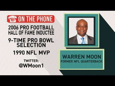 Gottlieb: Warren Moon talks NFL playoffs