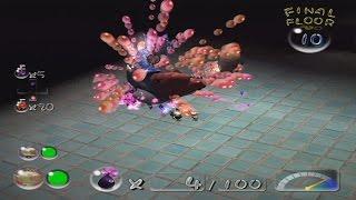 Pikmin 2 All Boss Fights HD