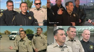 Recent number of deputy involved shootings concern neighbors