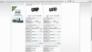 Sigma 70-200mm f2.8 EX DG APO OS HSM BEATS Canon 70-200mm f2.8L IS USM on DXOMark Test
