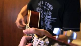 Bởi vì anh yêu em Guitar Acoustic cover by Sơn Anh