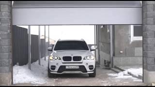 видео автоматика для распашных ворот в Алматы