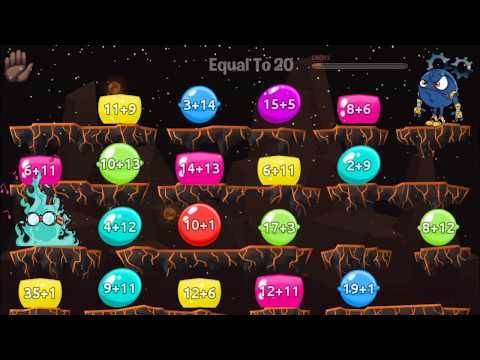 Monster Math Fun Free Math Games Kids Grade K 5 Apps On Google Play