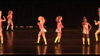 North Atlanta Dance Academy Recital 2006 Jazz 1  7 yr old  Kim Possible