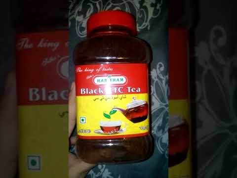 How to loss weight using black tea ?????