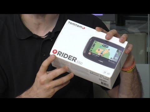 Test TomTom Rider 550, il nuovo navigatore per chi viaggia