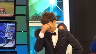 Repeat youtube video 2014/04/02 炎亞綸看到電視裡的自己的反應