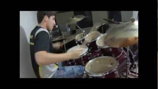 Gustavo Louro - Cor de ouro ( Gusttavo Lima ) Drum cover