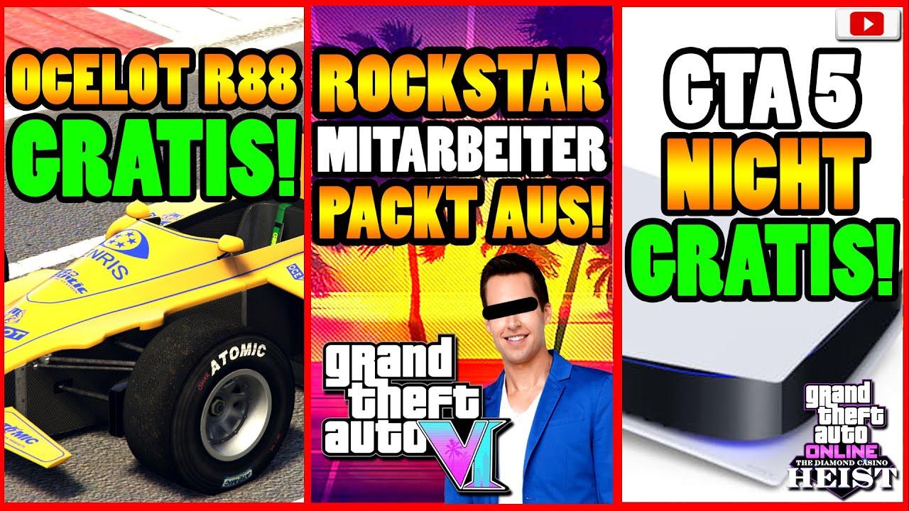 🙌Alle Neuen Inhalte!🙌 R88 GRATIS! GTA 6 News! 3X GELD + Mehr! [GTA 5 Online Casino Heist Update]