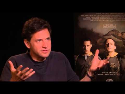 Bennett Miller on directing Steve Carell in 'Foxcatcher'