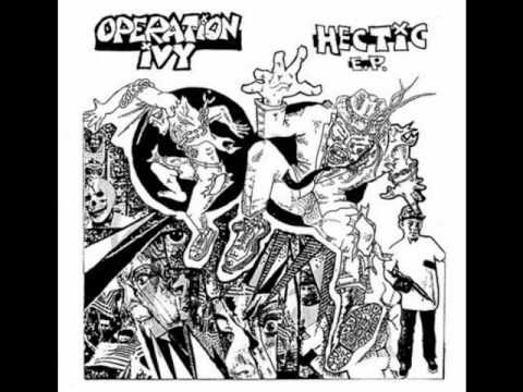 Operation Ivy- Here We Go Again