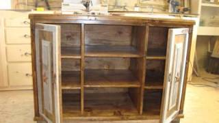 Oregon Pine Reclaimed Wood For Sale