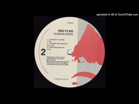 Red Flag - Russian Radio (Glasnost Club Mix)