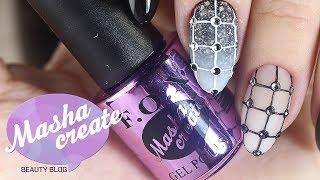 БЛЕСТКИ F.O.X Masha Create. Новая коллекция! Обзор + дизайн ногтей с блестками