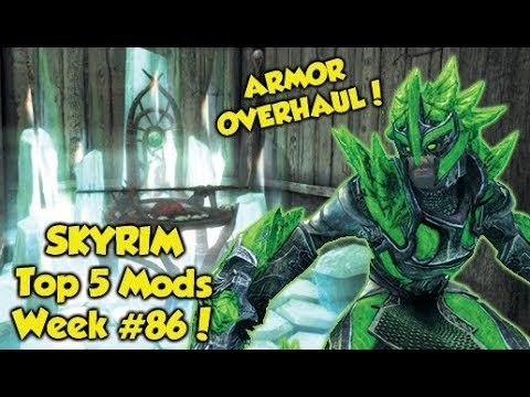 Skyrim Remastered Top 5 Mods of the Week #86 (Xbox One Mods) thumbnail