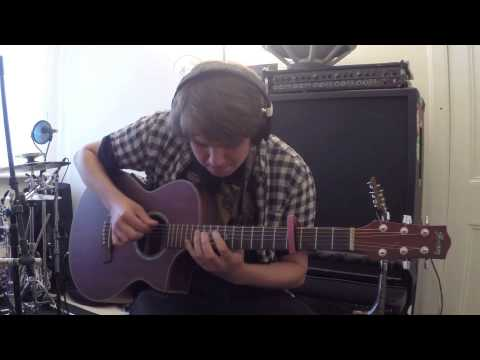 Lyle Dear - The Only (Original) -  Guitar Playthrough #LowdenYoungGuitarist