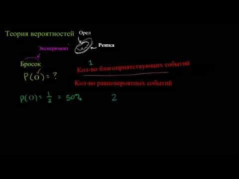 Основы теории вероятностей