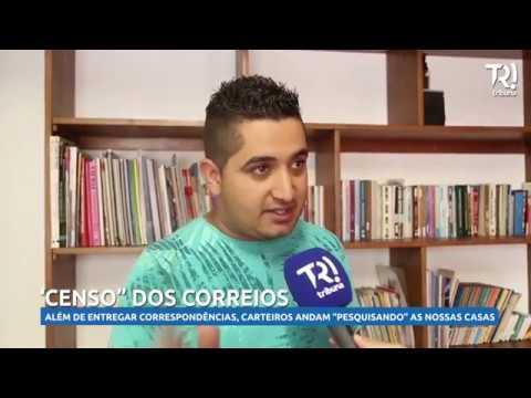 Censo dos Correios | Caçadores de Notícias