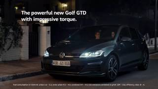 Volkswagen Golf GTD – with impressive torque