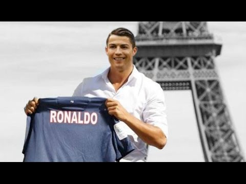 Is Cristiano Ronaldo Leaving Real Madrid For PSG? - Latest News